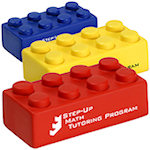 Construction Block Stress Balls